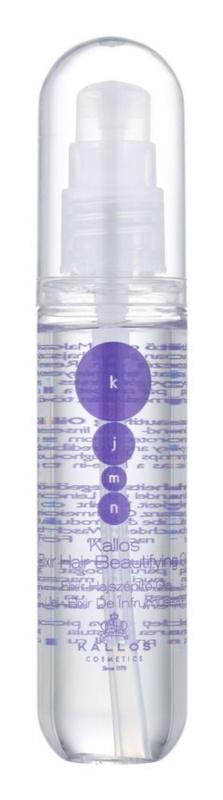 Kallos KJMN Nourishing Oil For Hair