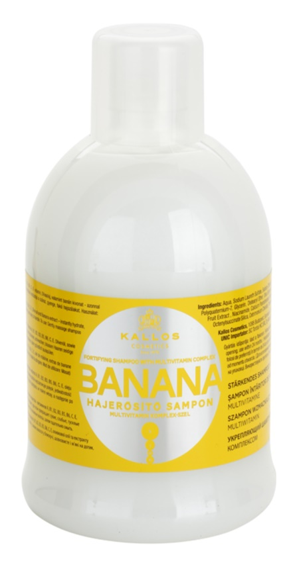 Kallos KJMN stärkendes Shampoo mit Multivitamin-Komplex