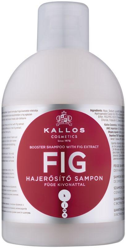 Kallos KJMN szampon włosy słabe