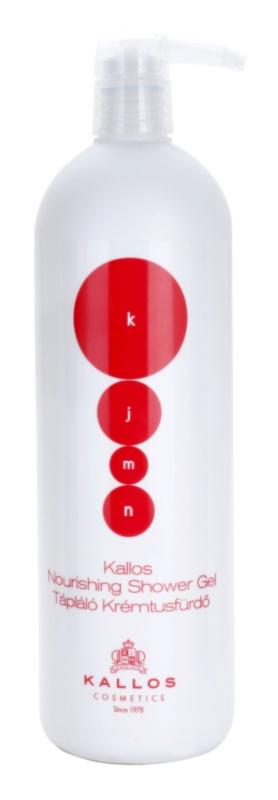 Kallos KJMN vyživující sprchový gel