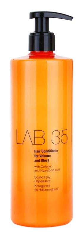 Kallos LAB 35 kondicionáló dús és fényes hajért
