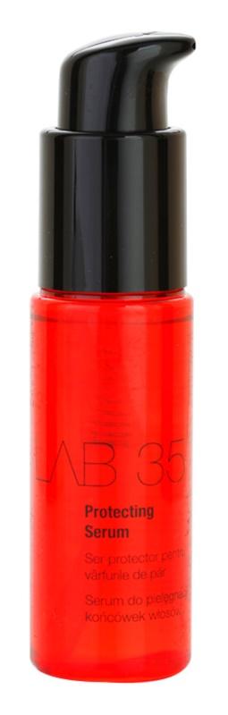 Kallos LAB 35 Schutz-Serum für fusselige Haarspitzen