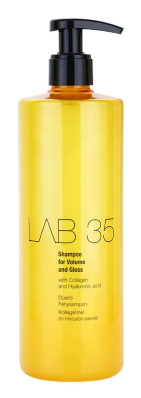 Kallos LAB 35 Shampoo für Volumen und Glanz