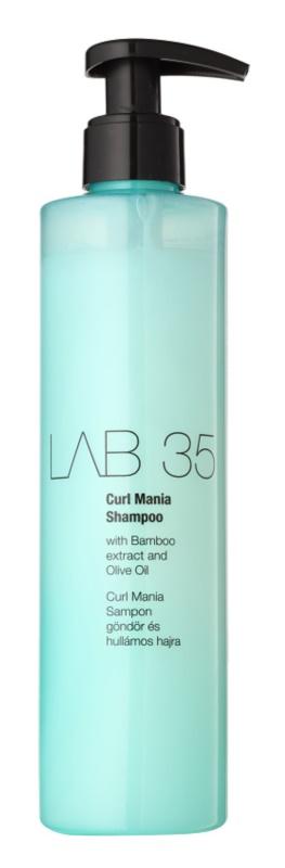 Kallos LAB 35 Shampoo für welliges Haar