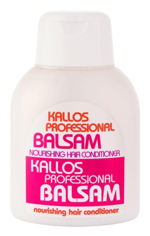 Kallos Nourishing kondicionáló száraz és sérült hajra