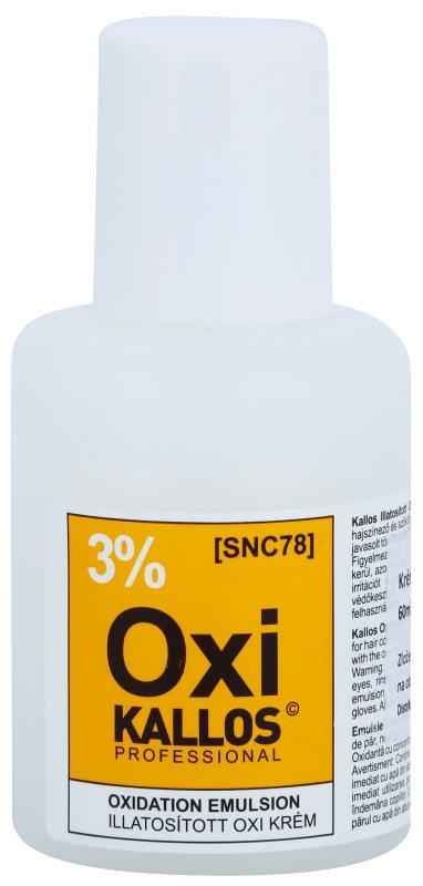 Kallos Oxi kremasti peroksid 3%