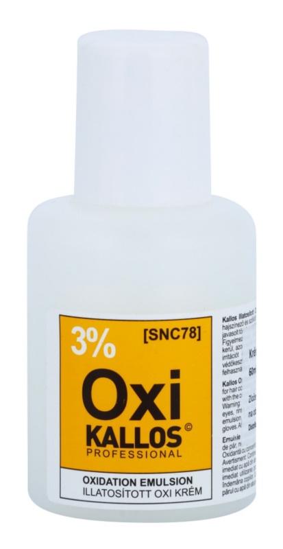 Kallos Oxi krémový peroxid 3%