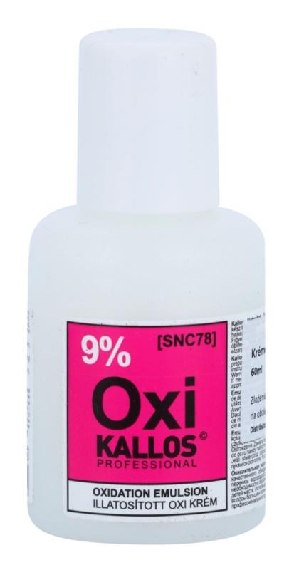 Kallos Oxi krémový peroxid 9%