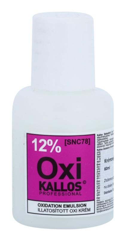 Kallos Oxi peroxid krém 12%