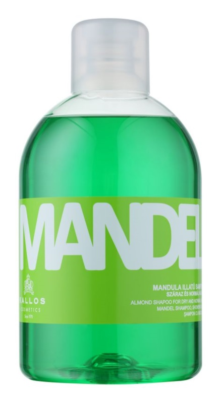 Kallos Mandel šampon za suhe in normalne lase