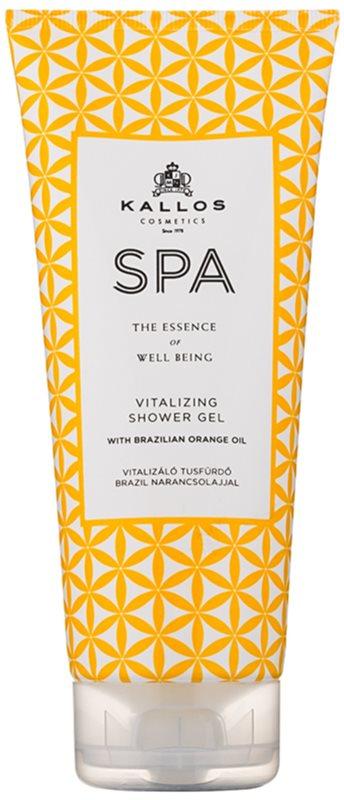 Kallos Spa gel de douche