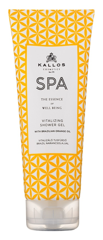 Kallos Spa gel de duche