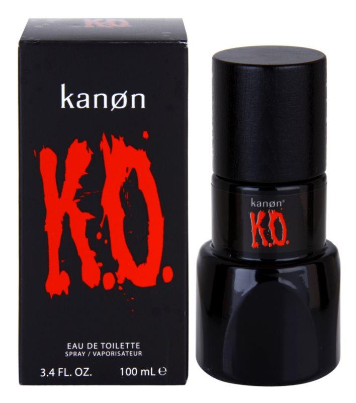Kanon K.O. eau de toilette per uomo 100 ml