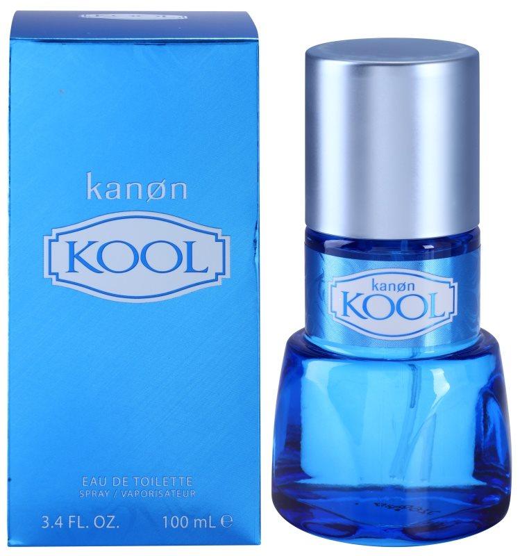 Kanon Kool Eau de Toilette for Men 100 ml