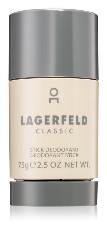 Karl Lagerfeld Lagerfeld Classic deostick pro muže 75 g
