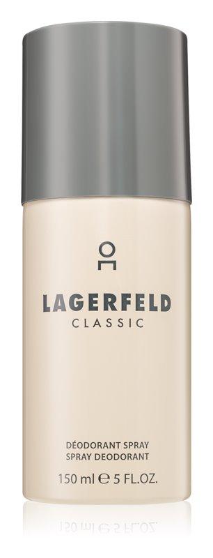 Karl Lagerfeld Lagerfeld Classic deo sprej za moške 150 ml