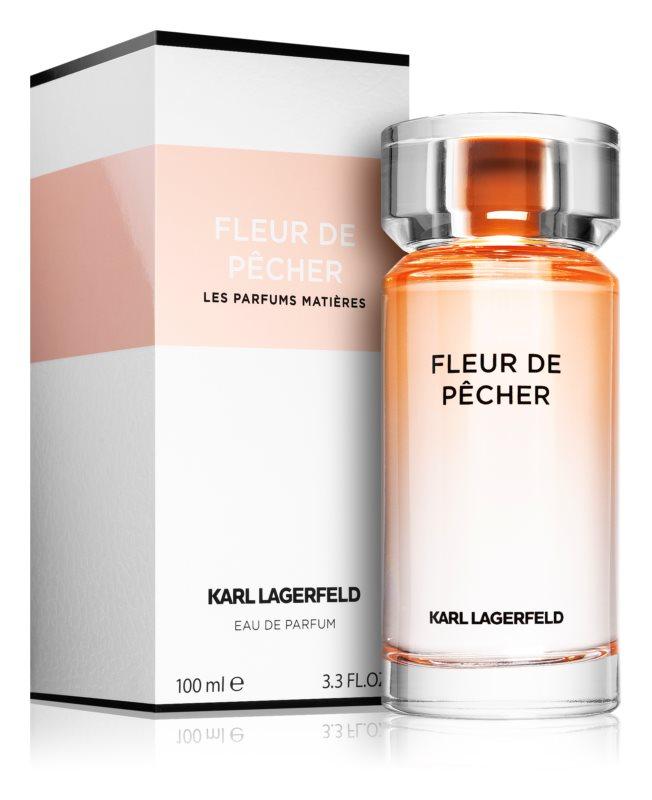 Karl Lagerfeld Fleur de Pêcher woda perfumowana dla kobiet 100 ml