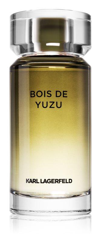Karl Lagerfeld Bois de Yuzu toaletná voda pre mužov 100 ml