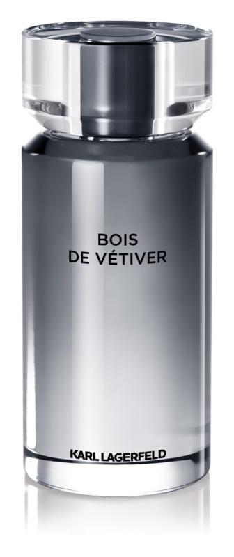 Karl Lagerfeld Bois de Vétiver eau de toilette pour homme 100 ml