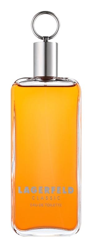 Karl Lagerfeld Lagerfeld Classic toaletní voda pro muže 150 ml