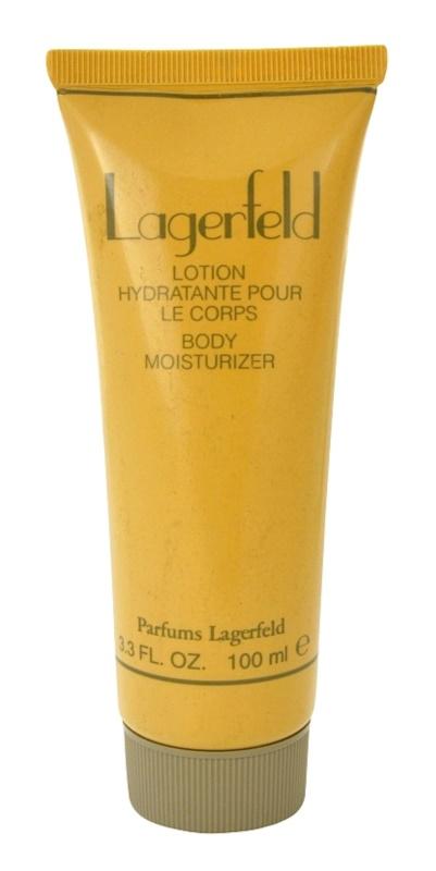 Karl Lagerfeld Lagerfeld Classic latte corpo per uomo 100 ml (senza confezione)