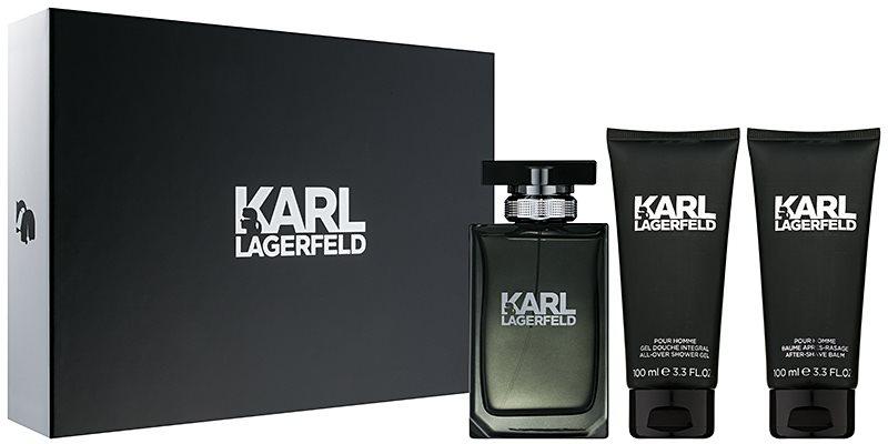 Karl Lagerfeld for Him zestaw upominkowy I.