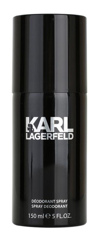 Karl Lagerfeld Karl Lagerfeld for Him Deo-Spray für Herren 150 ml