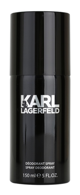 Karl Lagerfeld Karl Lagerfeld for Him Deo Spray voor Mannen 150 ml