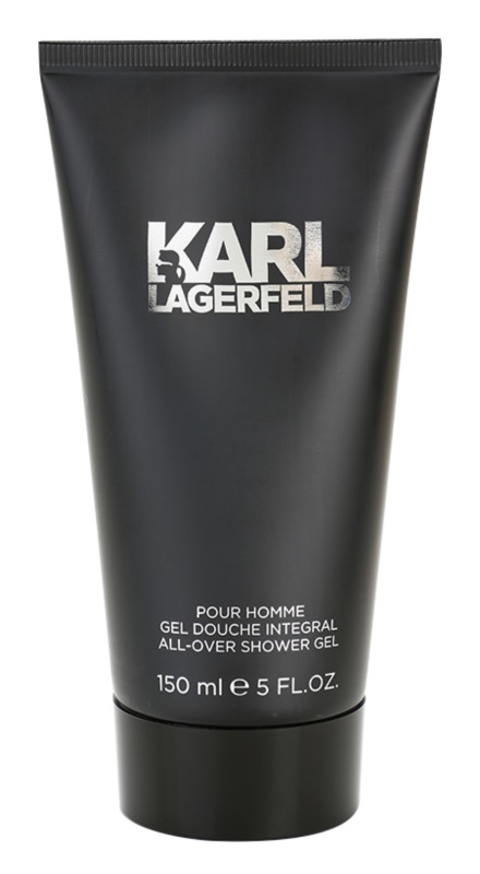 Karl Lagerfeld Karl Lagerfeld for Him gel doccia per uomo 150 ml