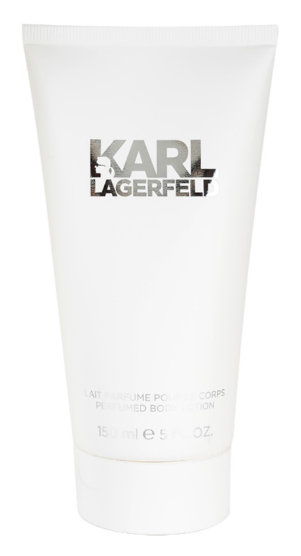 Karl Lagerfeld Karl Lagerfeld for Her latte corpo per donna 150 ml
