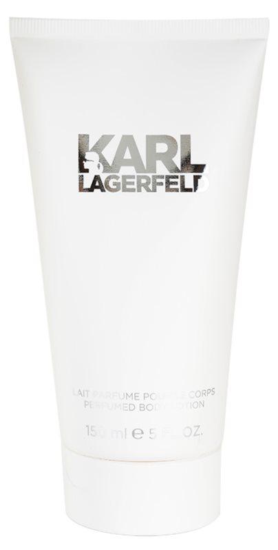 Karl Lagerfeld Karl Lagerfeld for Her mleczko do ciała dla kobiet 150 ml