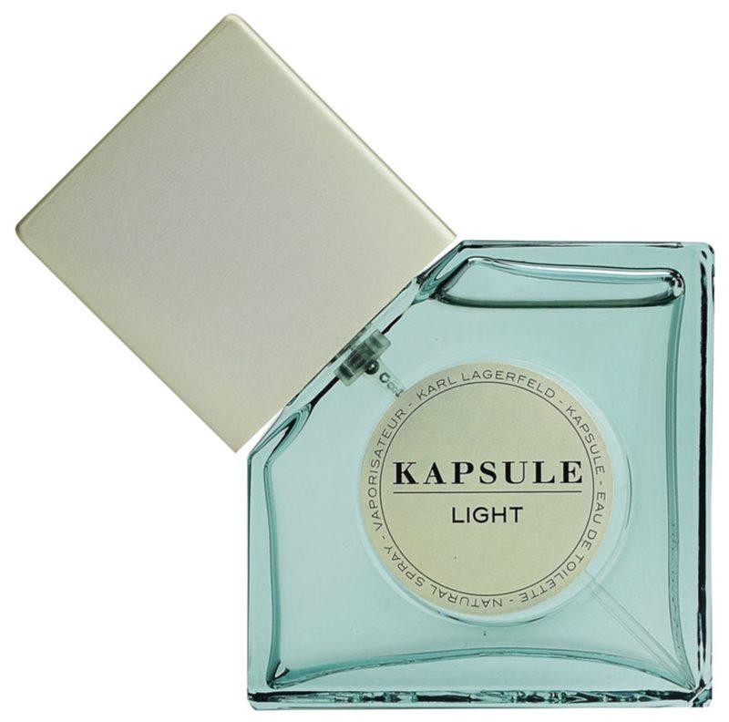 Karl Lagerfeld Kapsule Light toaletna voda uniseks 30 ml