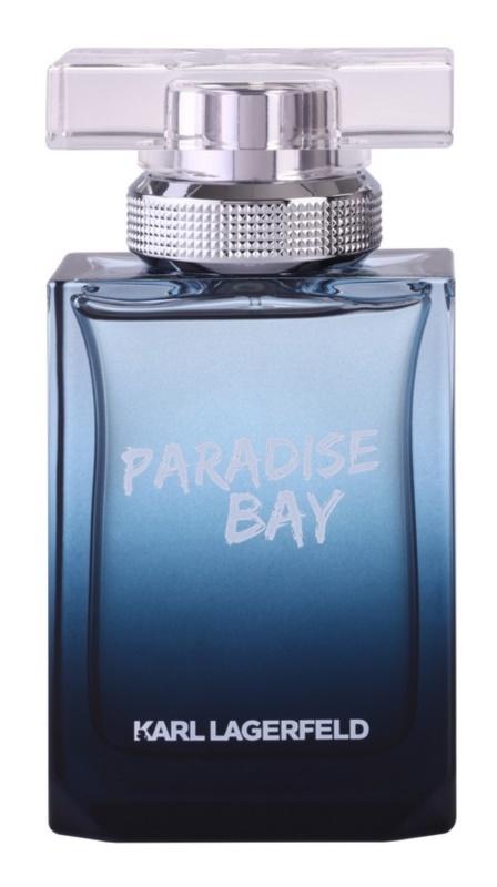 Karl Lagerfeld Paradise Bay eau de toilette férfiaknak 50 ml