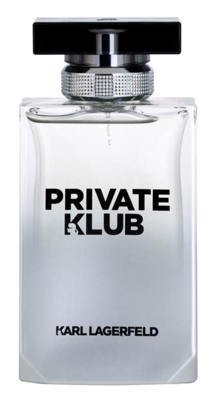 Karl Lagerfeld Private Klub туалетна вода для чоловіків 100 мл