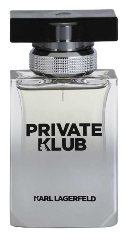 Karl Lagerfeld Private Klub eau de toilette férfiaknak 50 ml