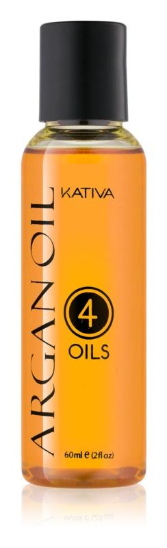 Kativa KATIVA Argan Oil intenzivní olejová péče pro lesk a hebkost vlasů