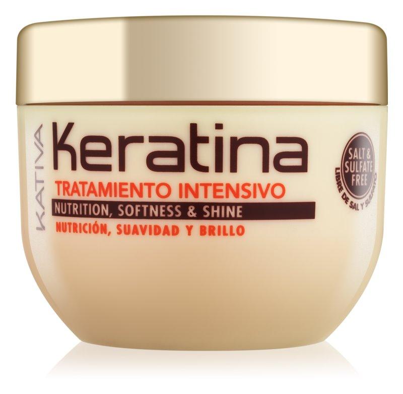 Kativa Keratina Deep Strengthening Hair Mask