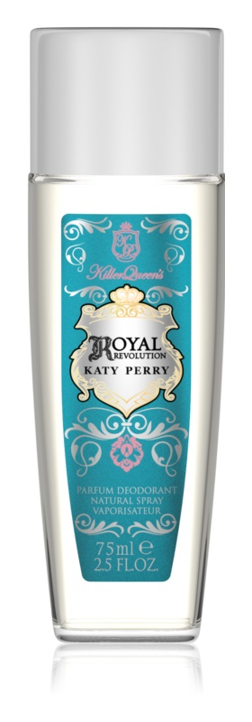 Katy Perry Royal Revolution deodorant spray pentru femei 75 ml