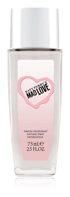 Katy Perry Katy Perry's Mad Love Deo Spray for Women 75 ml