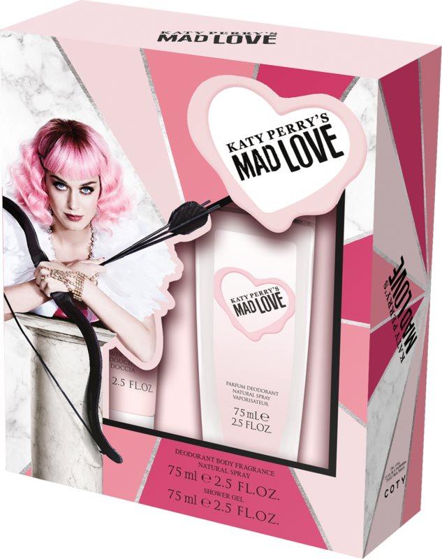 Katy Perry Katy Perry's Mad Love Gift Set I.