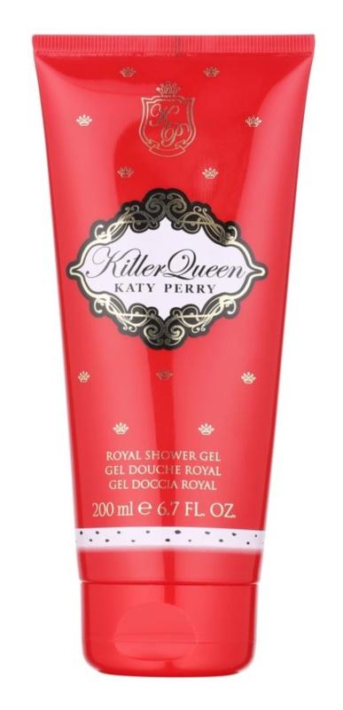 Katy Perry Killer Queen Shower Gel for Women 200 ml