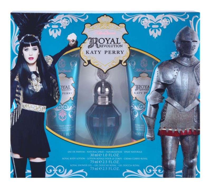 Katy Perry Royal Revolution coffret cadeau I.