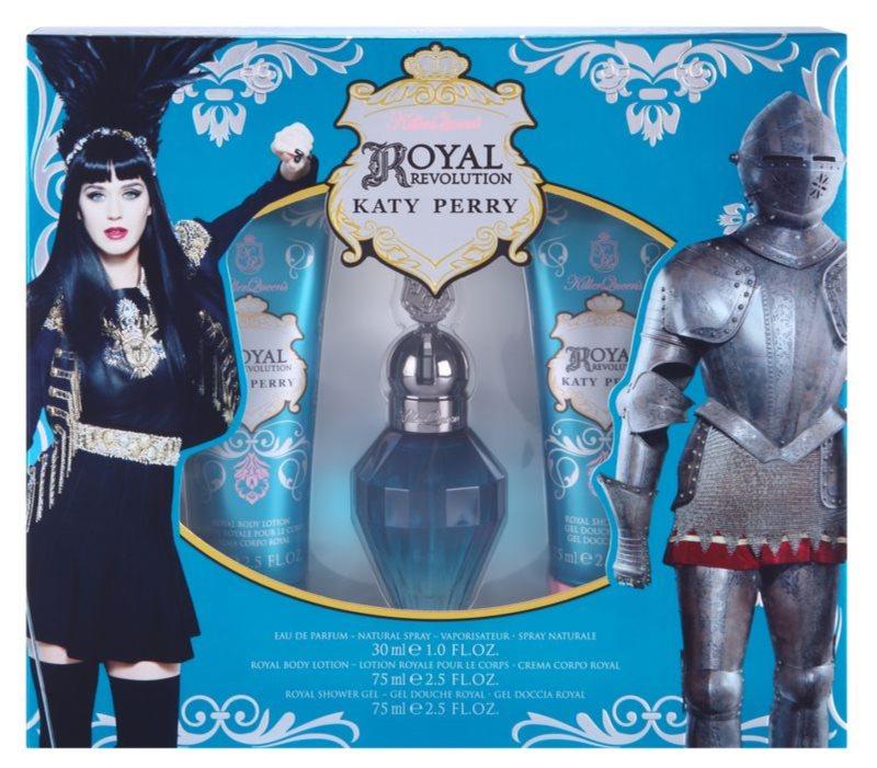 Katy Perry Royal Revolution zestaw upominkowy I.