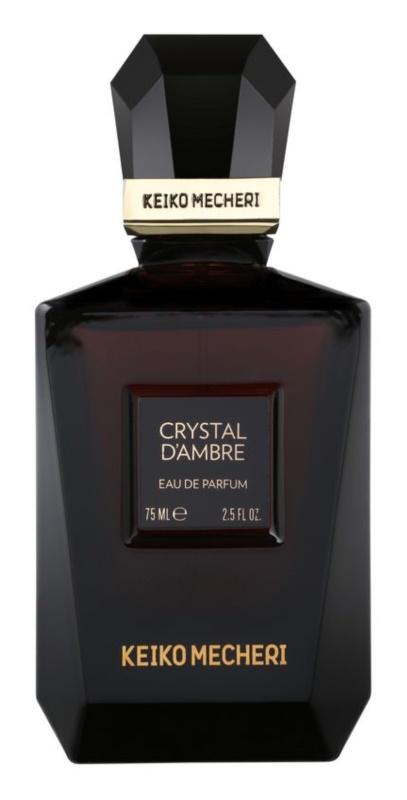Keiko Mecheri Crystal d´Ambre parfémovaná voda pro ženy 75 ml