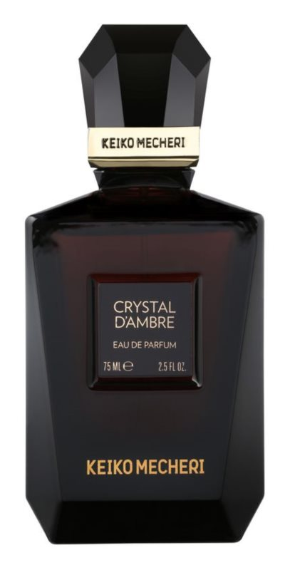 Keiko Mecheri Crystal d´Ambre Parfumovaná voda pre ženy 75 ml