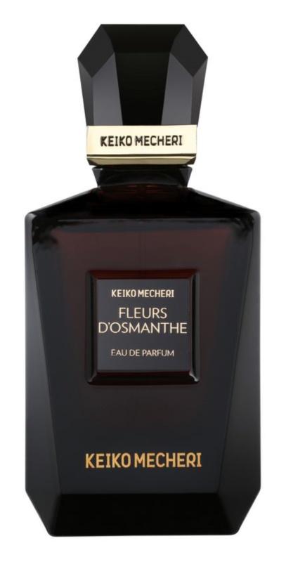 Keiko Mecheri Fleurs D' Osmanthe eau de parfum pour femme 75 ml