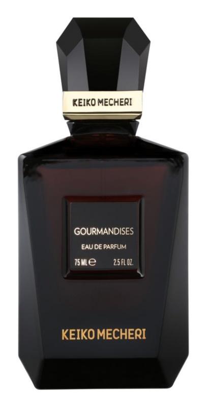 Keiko Mecheri Gourmandises eau de parfum pour femme 75 ml