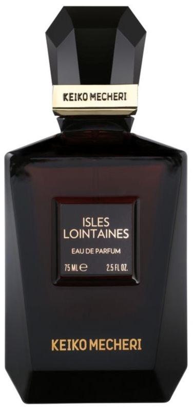 Keiko Mecheri Isles Lointaines Eau de Parfum para mulheres 75 ml