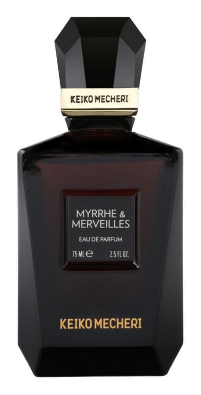 Keiko Mecheri Myrrhe & Merveilles Parfumovaná voda pre ženy 75 ml