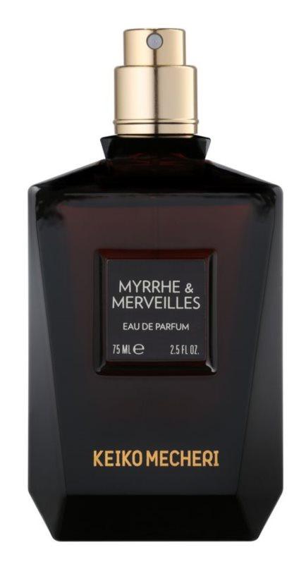 Keiko Mecheri Myrrhe & Merveilles Parfumovaná voda tester pre ženy 75 ml